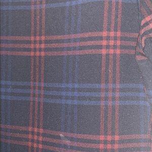 Zara Plaid Sheath Dress